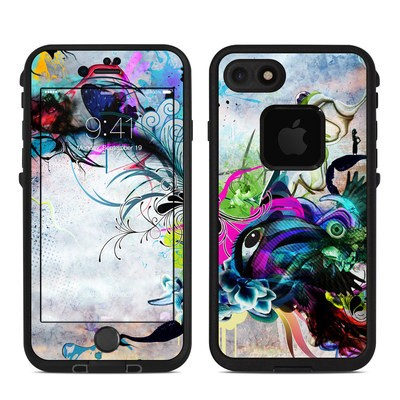 Lifeproof iPhone 7 Fre Case Skin - Streaming Eye