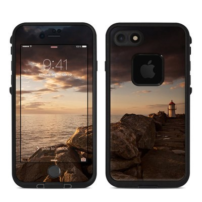 Lifeproof iPhone 7 Fre Case Skin - Sunset Beacon