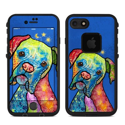 Lifeproof iPhone 7-8 Fre Case Skin - Sun Moon Stars