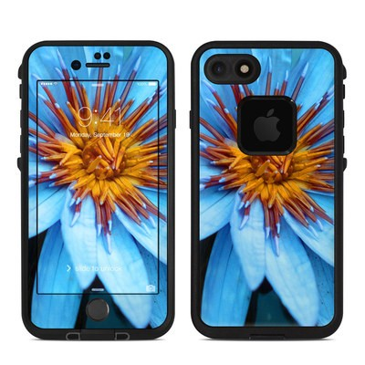 Lifeproof iPhone 7 Fre Case Skin - Sweet Blue