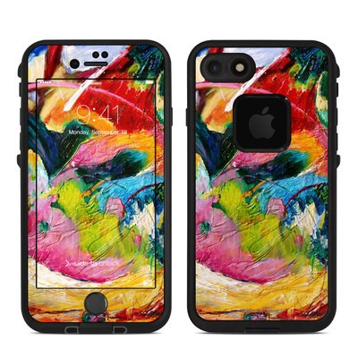 Lifeproof iPhone 7 Fre Case Skin - Tahiti