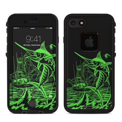 Lifeproof iPhone 7 Fre Case Skin - Tailwalker