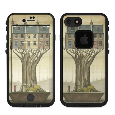 Lifeproof iPhone 7 Fre Case Skin - Terraced Houses