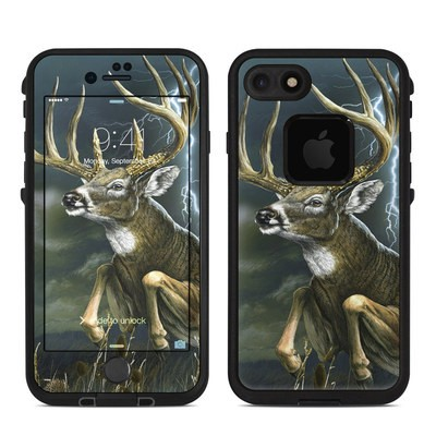 Lifeproof iPhone 7 Fre Case Skin - Thunder Buck