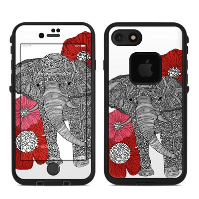 Lifeproof iPhone 7 Fre Case Skin - The Elephant
