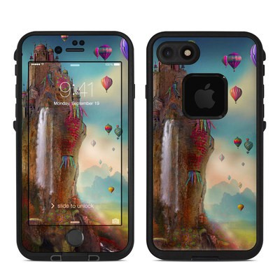 Lifeproof iPhone 7 Fre Case Skin - The Festival