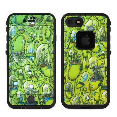 Lifeproof iPhone 7-8 Fre Case Skin - The Hive