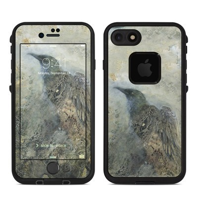 Lifeproof iPhone 7-8 Fre Case Skin - The Raven
