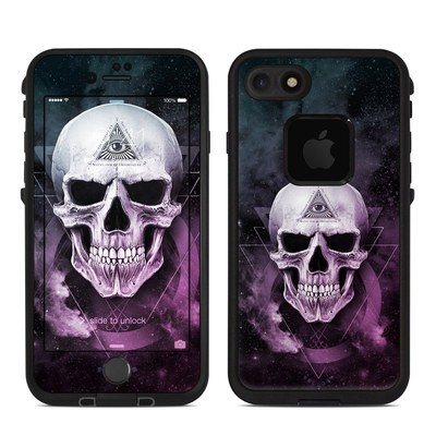 Lifeproof iPhone 7-8 Fre Case Skin - The Void