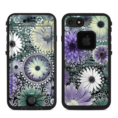 Lifeproof iPhone 7 Fre Case Skin - Tidal Bloom