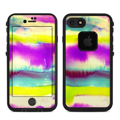 Lifeproof iPhone 7 Fre Case Skin - Tidal Dream