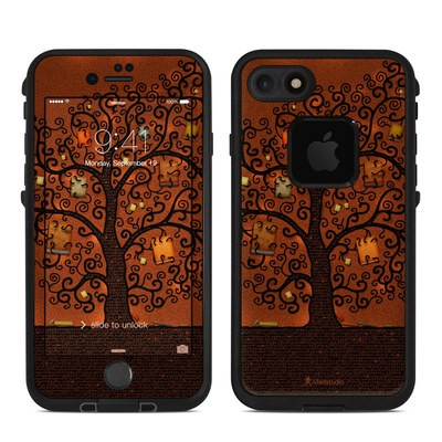Lifeproof iPhone 7 Fre Case Skin - Tree Of Books