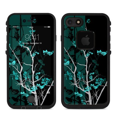 Lifeproof iPhone 7 Fre Case Skin - Aqua Tranquility