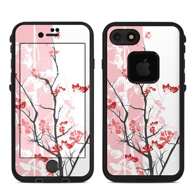 Lifeproof iPhone 7 Fre Case Skin - Pink Tranquility