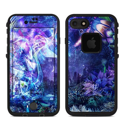 Lifeproof iPhone 7 Fre Case Skin - Transcension