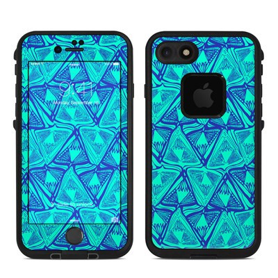 Lifeproof iPhone 7 Fre Case Skin - Tribal Beat