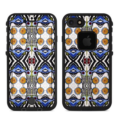 Lifeproof iPhone 7 Fre Case Skin - Tribal Sun