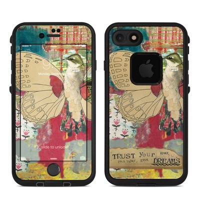 Lifeproof iPhone 7 Fre Case Skin - Trust Your Dreams