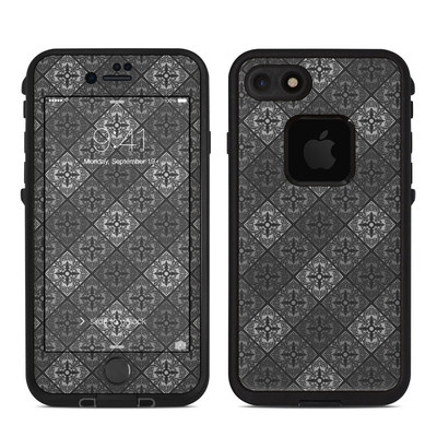 Lifeproof iPhone 7 Fre Case Skin - Tungsten
