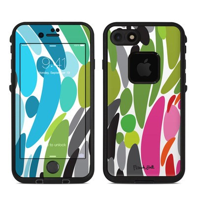 Lifeproof iPhone 7 Fre Case Skin - Twist