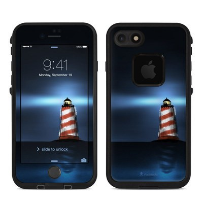 Lifeproof iPhone 7 Fre Case Skin - Two And The Lighthouse