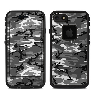 Lifeproof iPhone 7 Fre Case Skin - Urban Camo