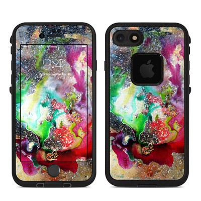 Lifeproof iPhone 7 Fre Case Skin - Universe