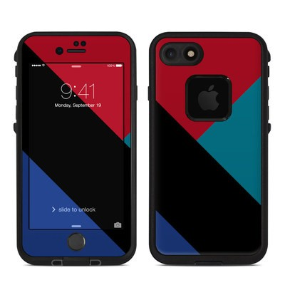 Lifeproof iPhone 7 Fre Case Skin - Unravel