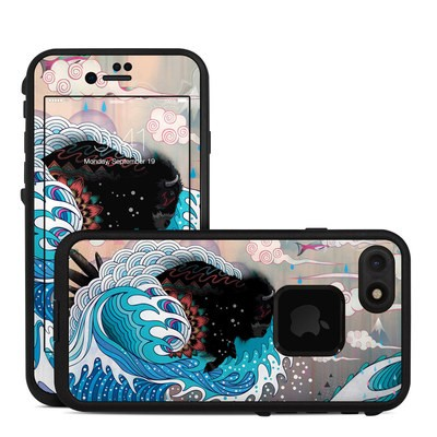 Lifeproof iPhone 7 Fre Case Skin - Unstoppabull