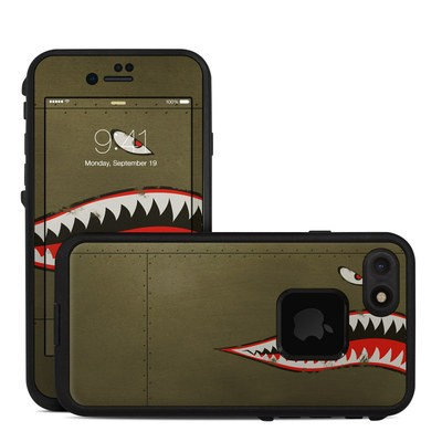 Lifeproof iPhone 7 Fre Case Skin - USAF Shark