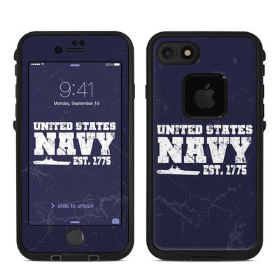 Lifeproof iPhone 7 Fre Case Skin - USN 1775