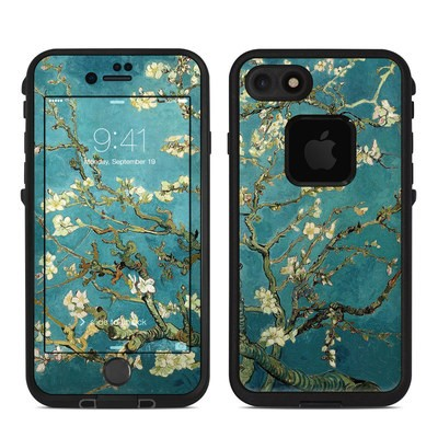 Lifeproof iPhone 7 Fre Case Skin - Blossoming Almond Tree