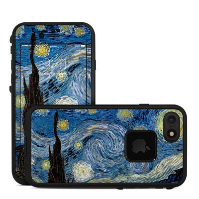 Lifeproof iPhone 7 Fre Case Skin - Starry Night
