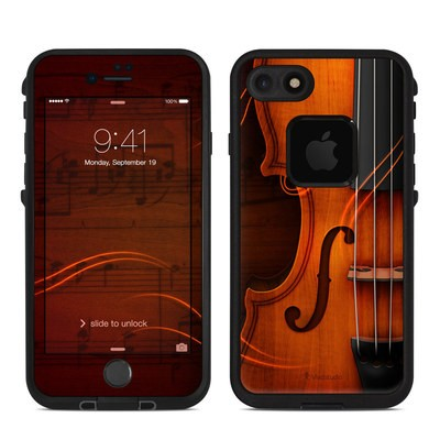 Lifeproof iPhone 7 Fre Case Skin - Violin