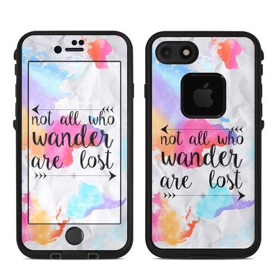 Lifeproof iPhone 7 Fre Case Skin - Wander