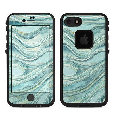 Lifeproof iPhone 7 Fre Case Skin - Waves