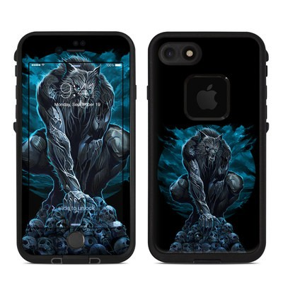 Lifeproof iPhone 7 Fre Case Skin - Werewolf