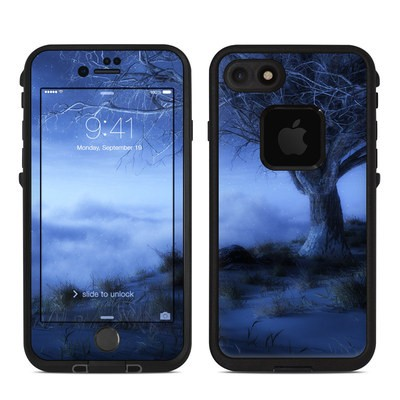 Lifeproof iPhone 7 Fre Case Skin - World's Edge Winter