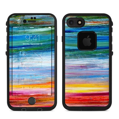 Lifeproof iPhone 7 Fre Case Skin - Waterfall