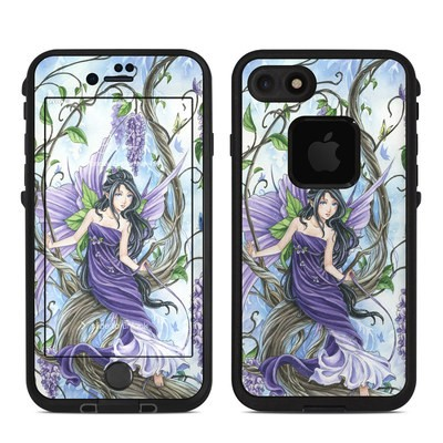 Lifeproof iPhone 7 Fre Case Skin - Wisteria