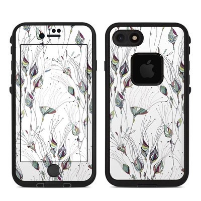 Lifeproof iPhone 7 Fre Case Skin - Wildflowers
