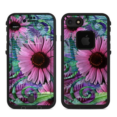 Lifeproof iPhone 7 Fre Case Skin - Wonder Blossom