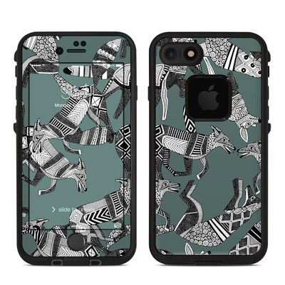 Lifeproof iPhone 7 Fre Case Skin - Woodland Fox