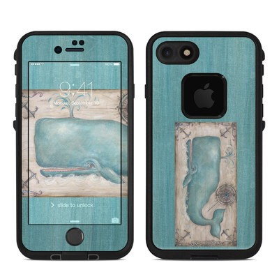 Lifeproof iPhone 7 Fre Case Skin - Whale Watch