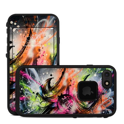 Lifeproof iPhone 7 Fre Case Skin - You