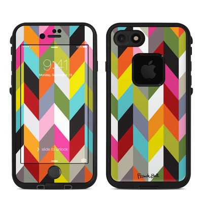 Lifeproof iPhone 7 Fre Case Skin - Ziggy Condensed