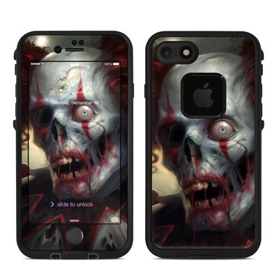 Lifeproof iPhone 7 Fre Case Skin - Zombini
