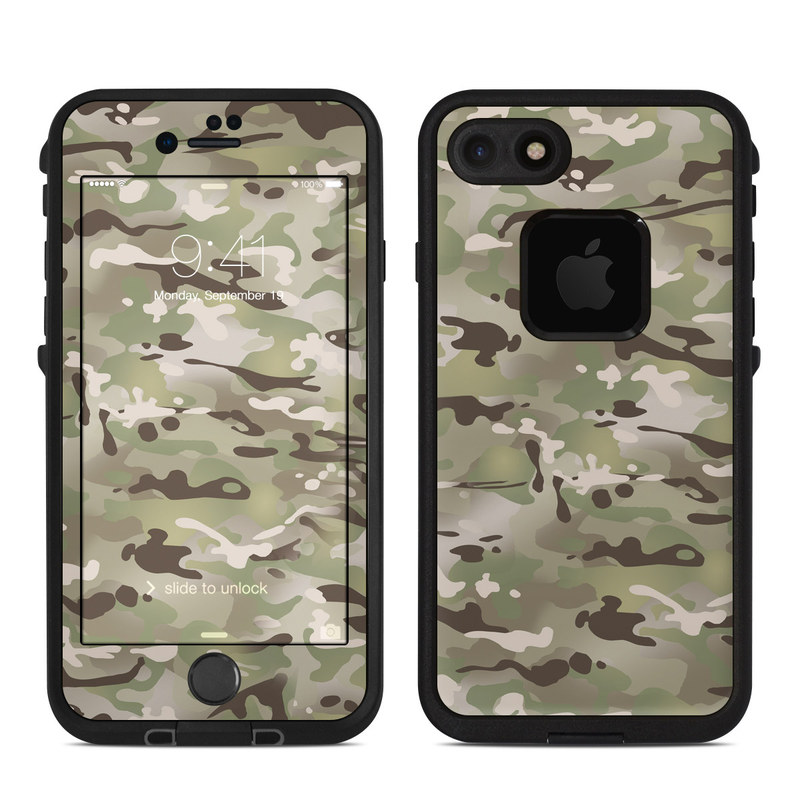 lifeproof case iphone 7. lifeproof iphone 7 fre case skin - fc camo iphone o