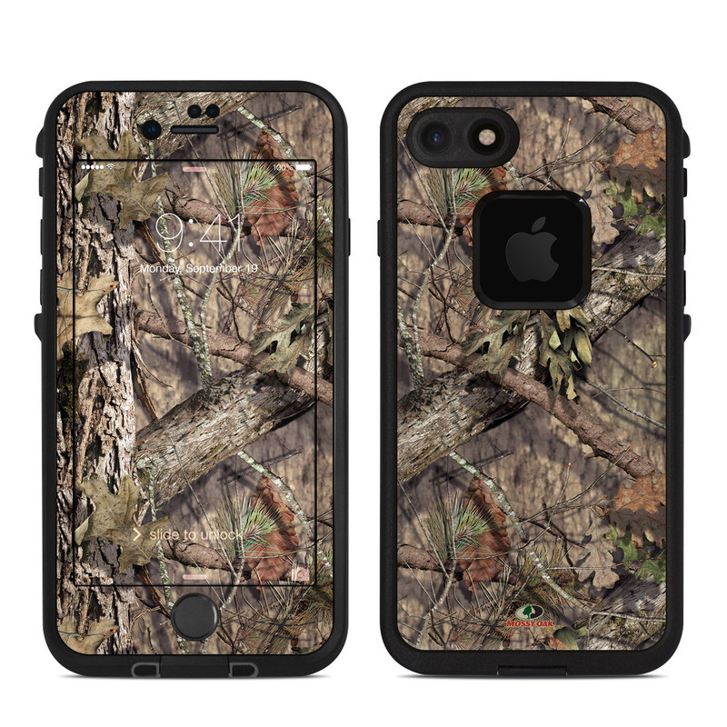 Lifeproof iPhone 7 Fre Case Skin - Break-Up Country by