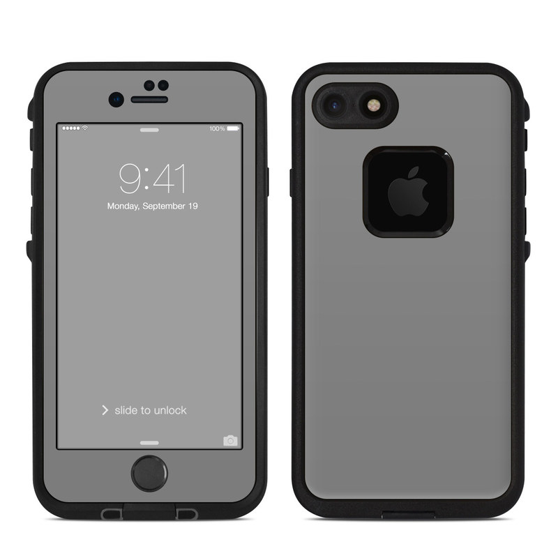 competitive price caa61 bec52 Lifeproof iPhone 7 Fre Case Skin - Solid State Grey